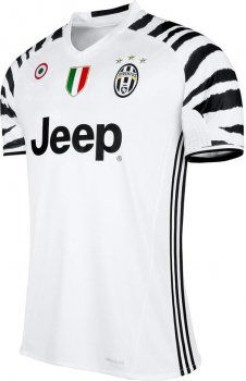8dc2f9d5a Juventus 16-17 Season Third All Patches Soccer Jersey  H336 ...