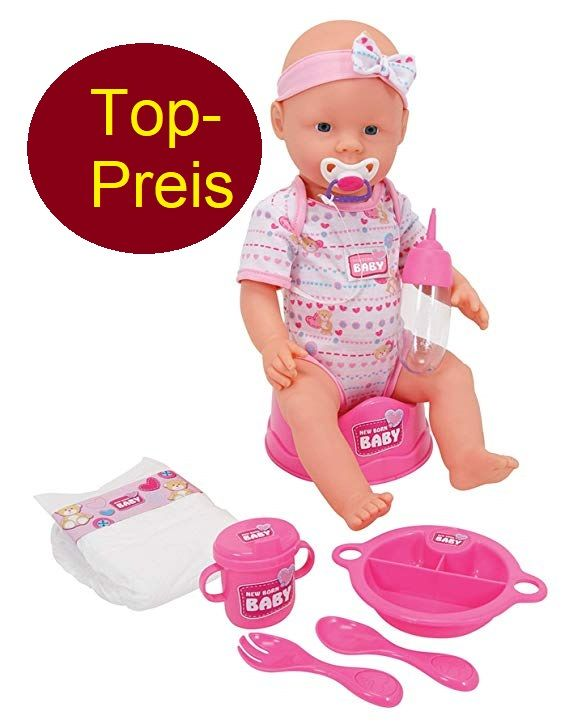 Aldi Süd SIMBA New Born Baby Puppe 43 cm kaufen Baby