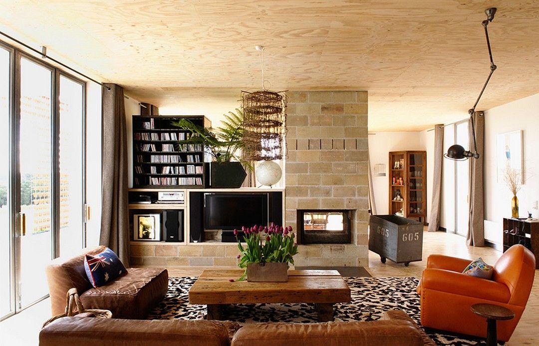 Un lieu diff rent la maison verte en 2019 salon s jour maison verte maison et maison - Salon maison ecologique ...
