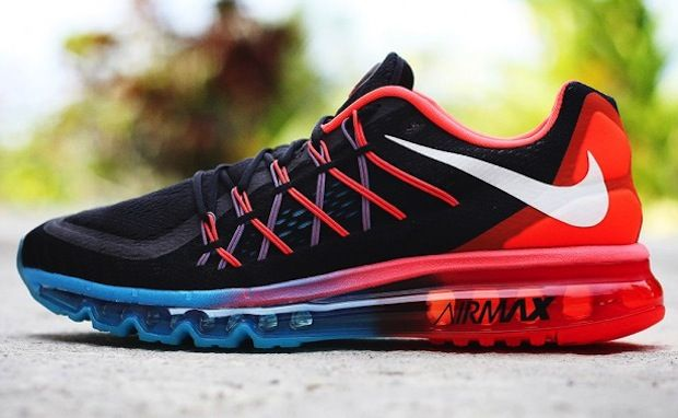 Air Max 2015 Red Release