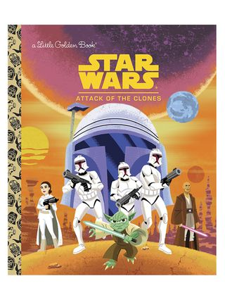 Penguin Random House Star Wars: Attack of the Clone