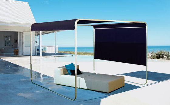 Marvelous Outdoor Design Idee flexibles Sonnendach Shangri La von April Interior design