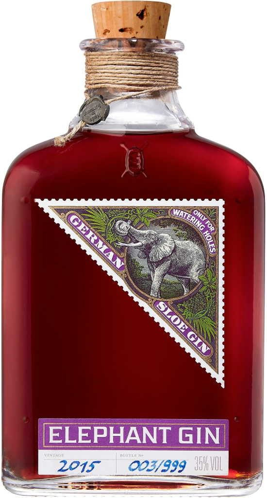 Photo of Elephant Sloe Gin 0,5l