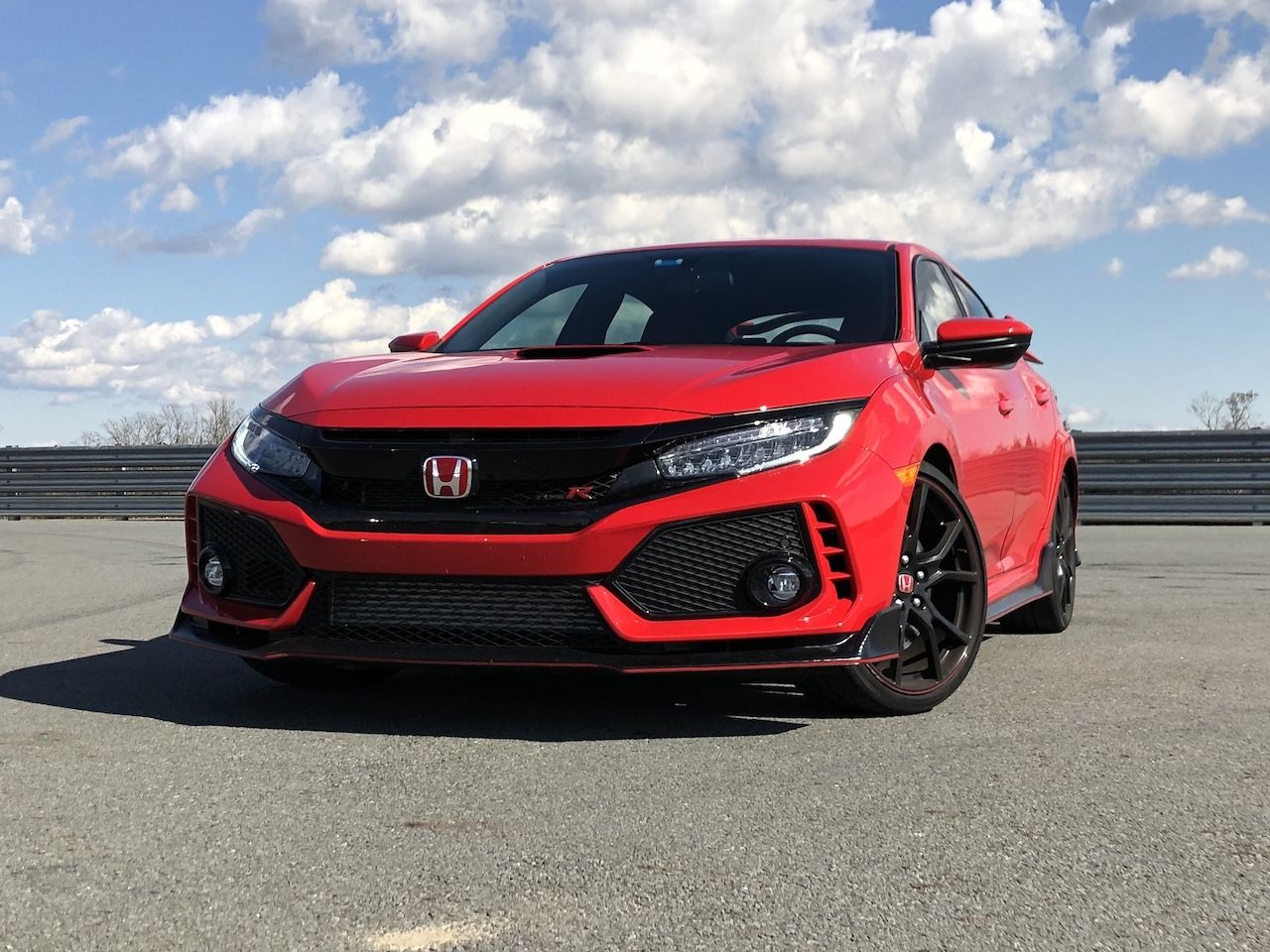2019 Honda Civic , 2019 Honda Civic Type R Arrives with