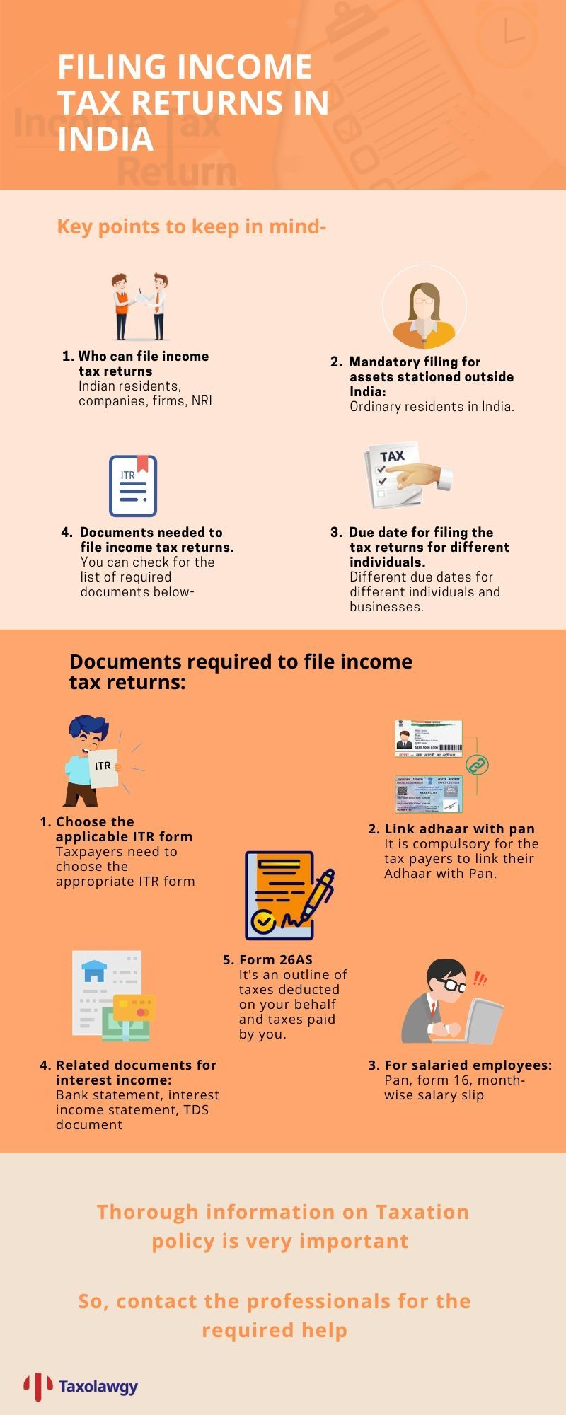 Procedure Of Income Tax Filing India Filing Taxes Income Tax Income Tax Return