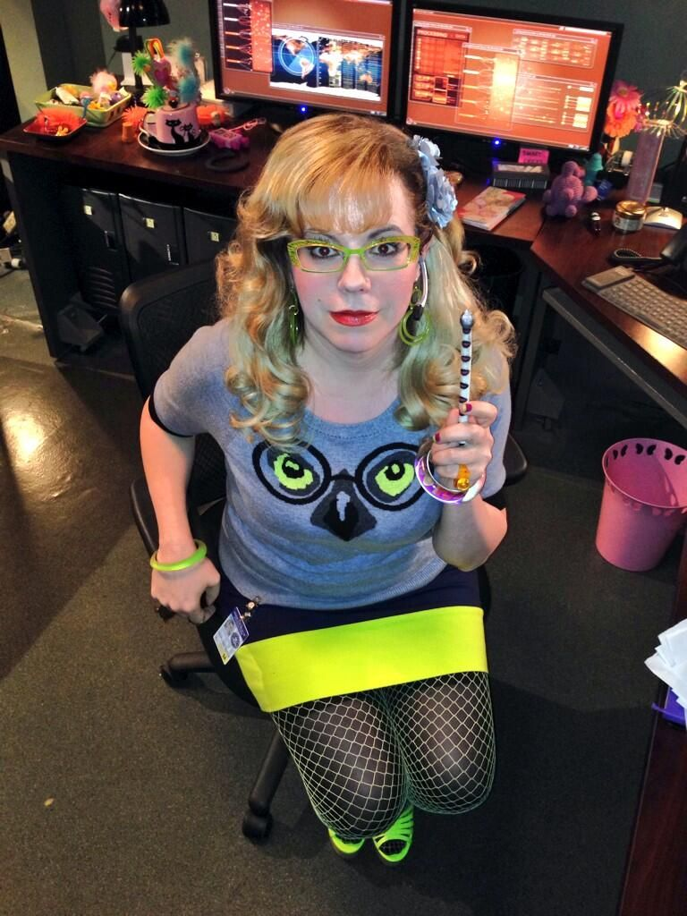 Penelope Garcia Halloween Costume