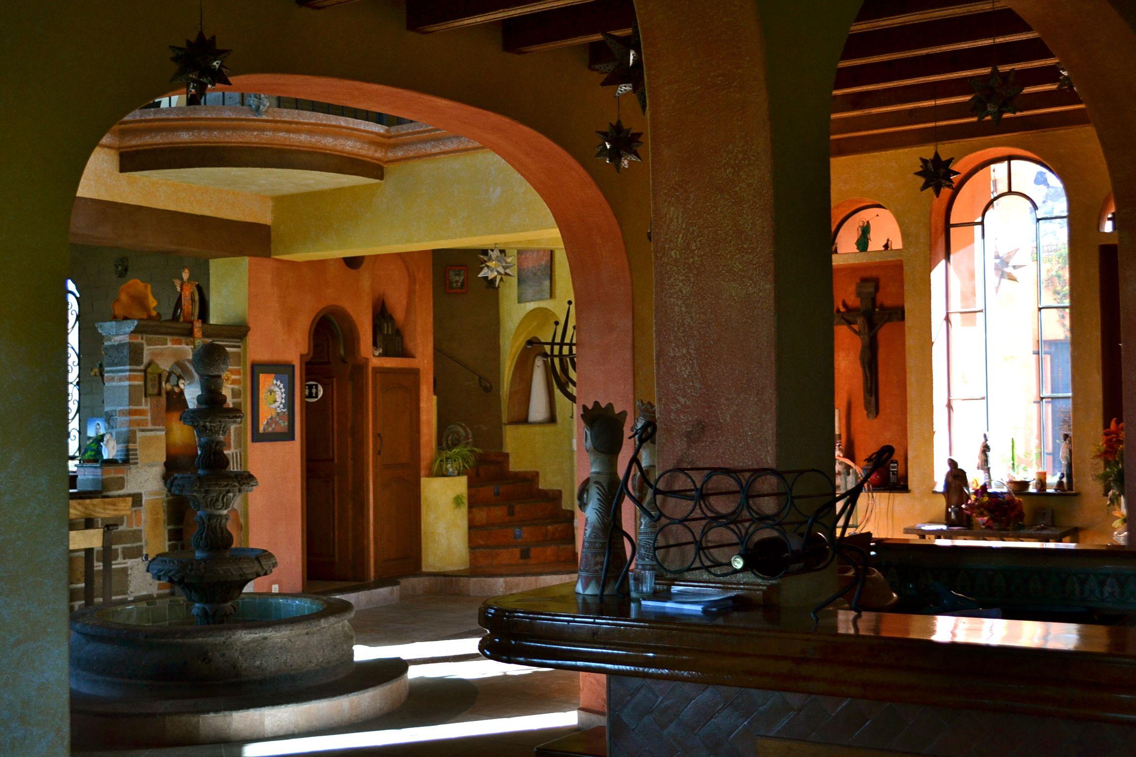 Casa Angelitos, San Miguel de Allende Mexico. Photo by Amanda Young