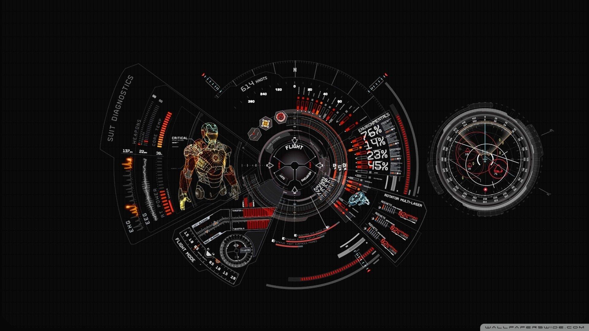 Varios Wallpapers De Iron Man