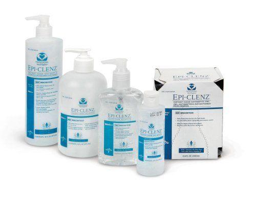 Medline Incorporate Epi Clenz Instant Hand Sanitize 16 Oz Pumo