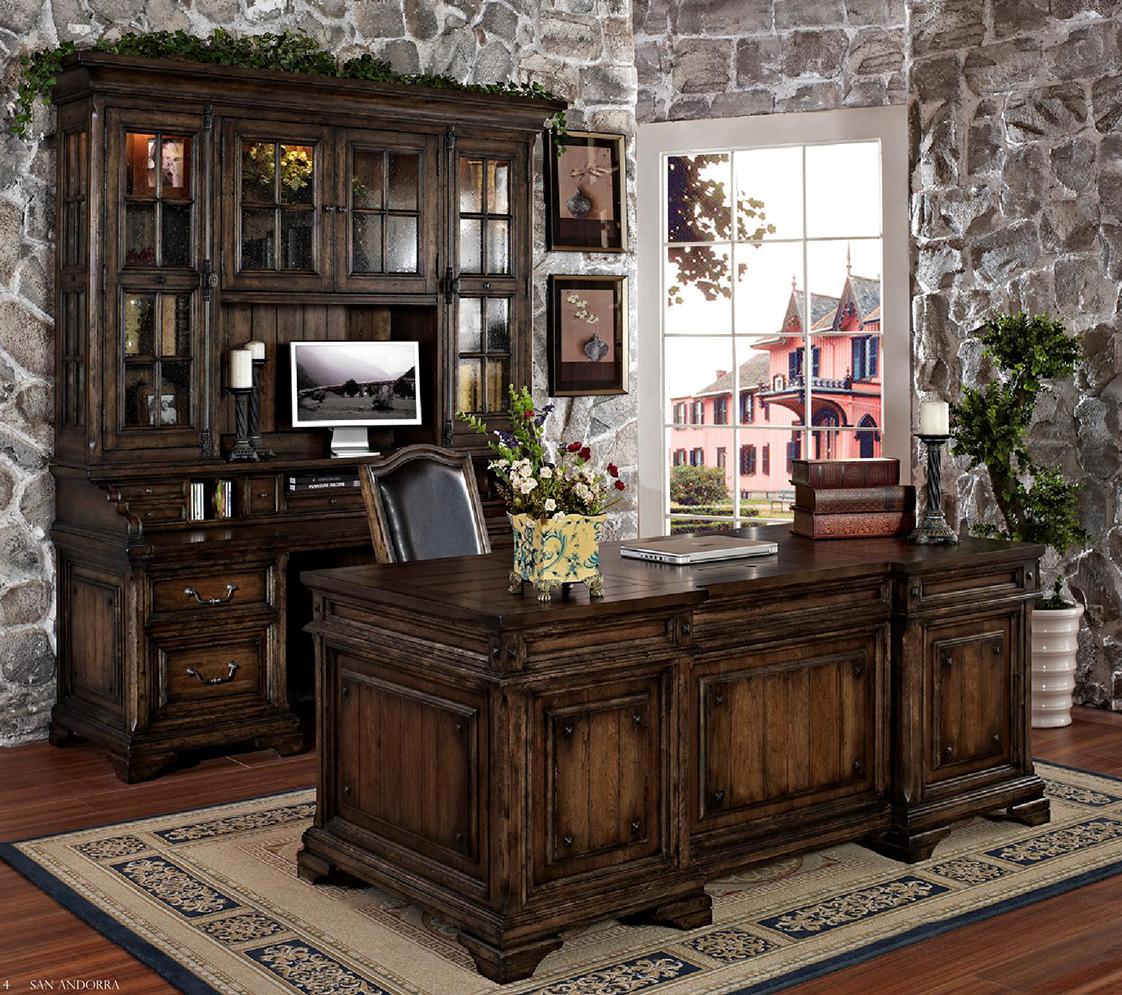 Strongson Furniture: San Andora Home Office Collection