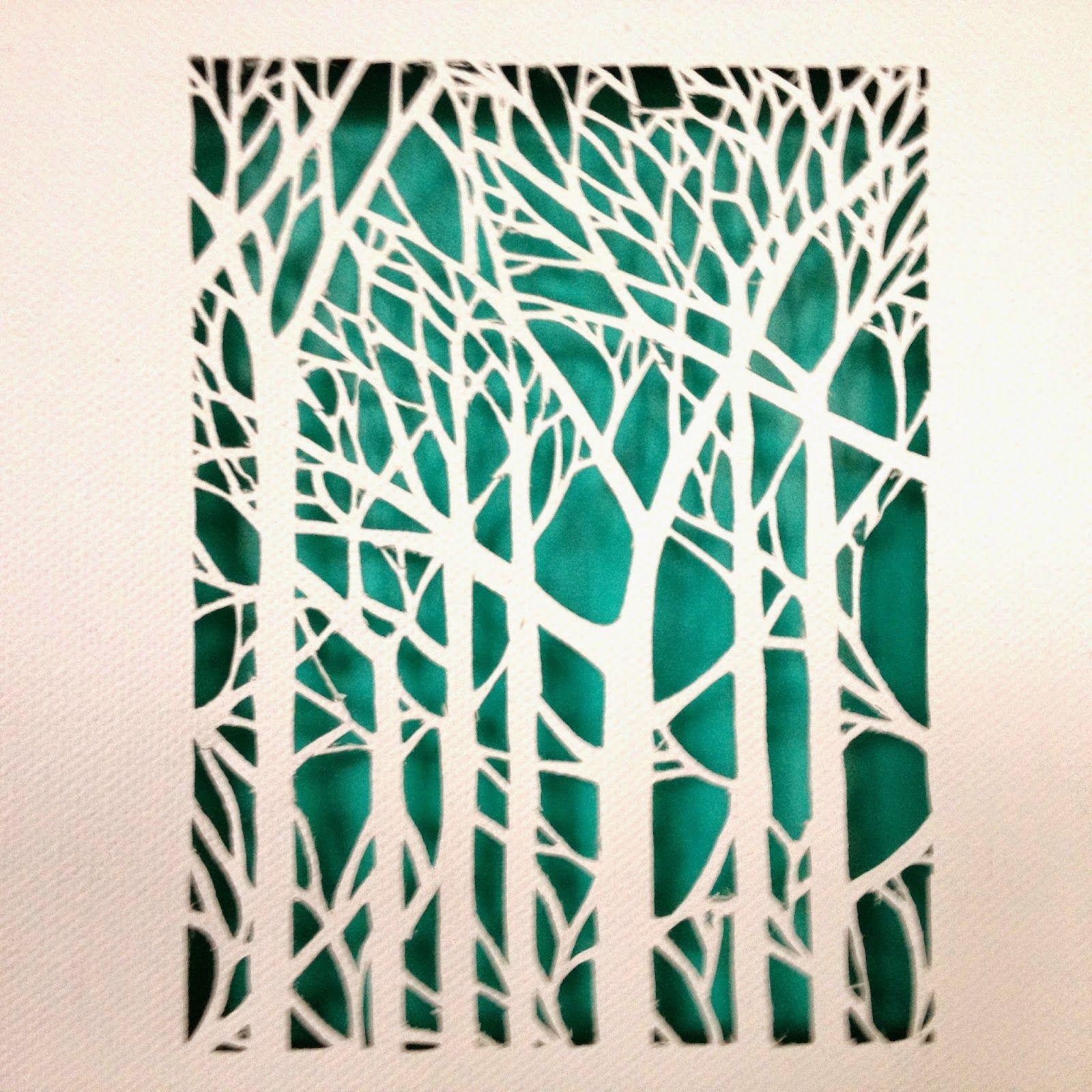 Rebekka\'s craft room: Une forêt sur une toile   Celosias / Window ...