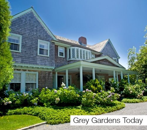 A Look Inside The Iconic Shingled House Known As Grey Gardens In