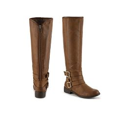 1a365969ba4 Steve Madden - Madden Girl - Wide Calf Riding Boot - DSW