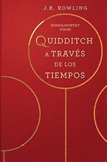 Lucia Herrero: Libros y Sueños. : Quidditch a través de ...