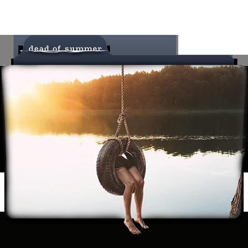 Dead Of Summer Folder Icon By Viro9 On Deviantart Dead Of Summer Summer Tv Shows Summer Poster