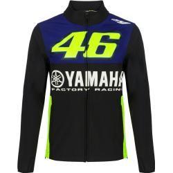 Photo of Vr46 Yamaha Racing Jacke Schwarz Blau 3xl Vr46