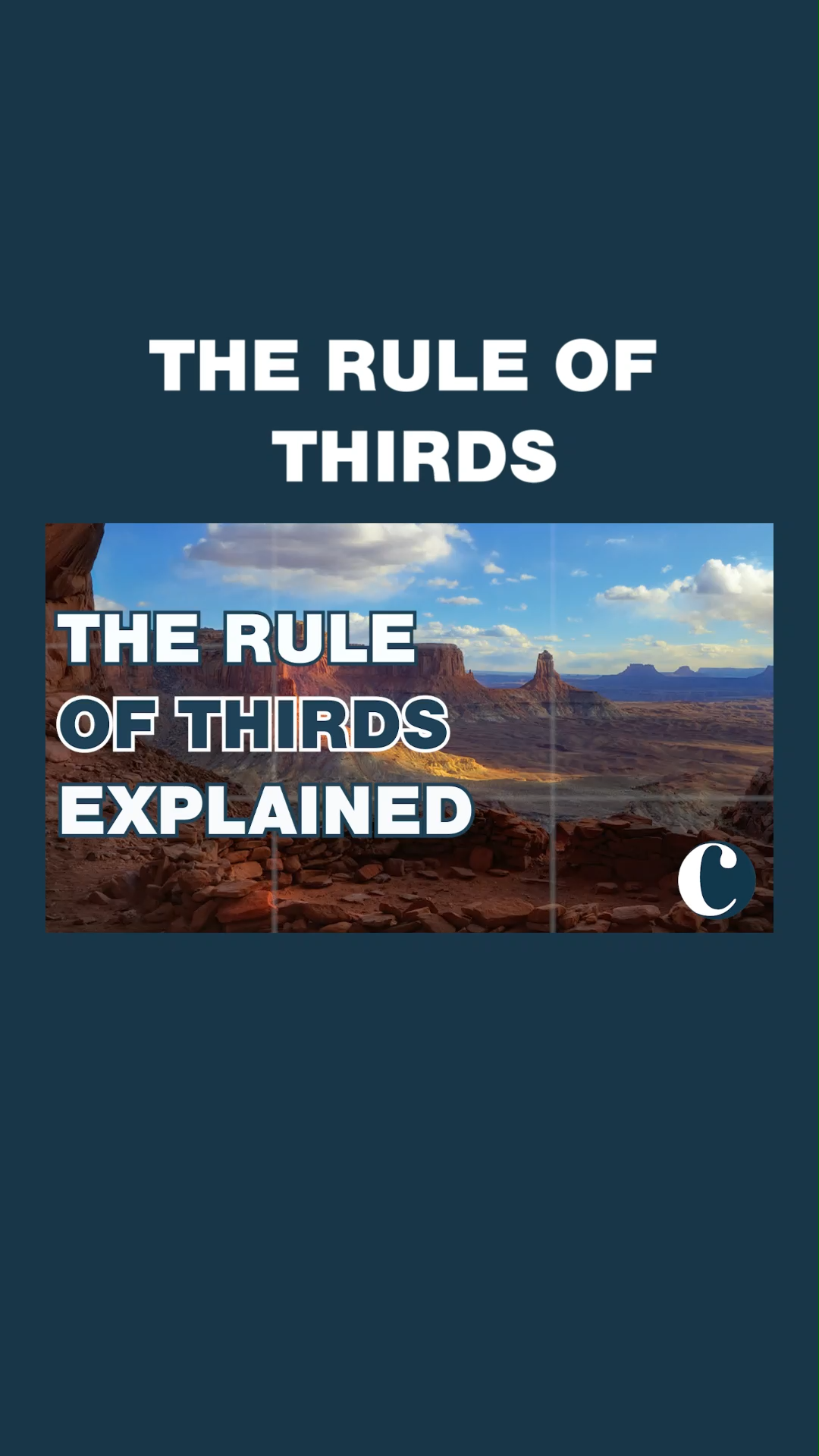Heard about the Rule of Thirds and are wondering how you can apply it to your videos and photos? Implementing the Rule of Thirds into your artwork will help create balanced and interesting photography and videography. Our informative video on the artistic technique provides examples from movies and photography that should be helpful for you. . . #videoproductioncompany #productioncompany #videotips #howtovideo #contentcreation #education #ruleofthirds #videography #filmmaking #techniques