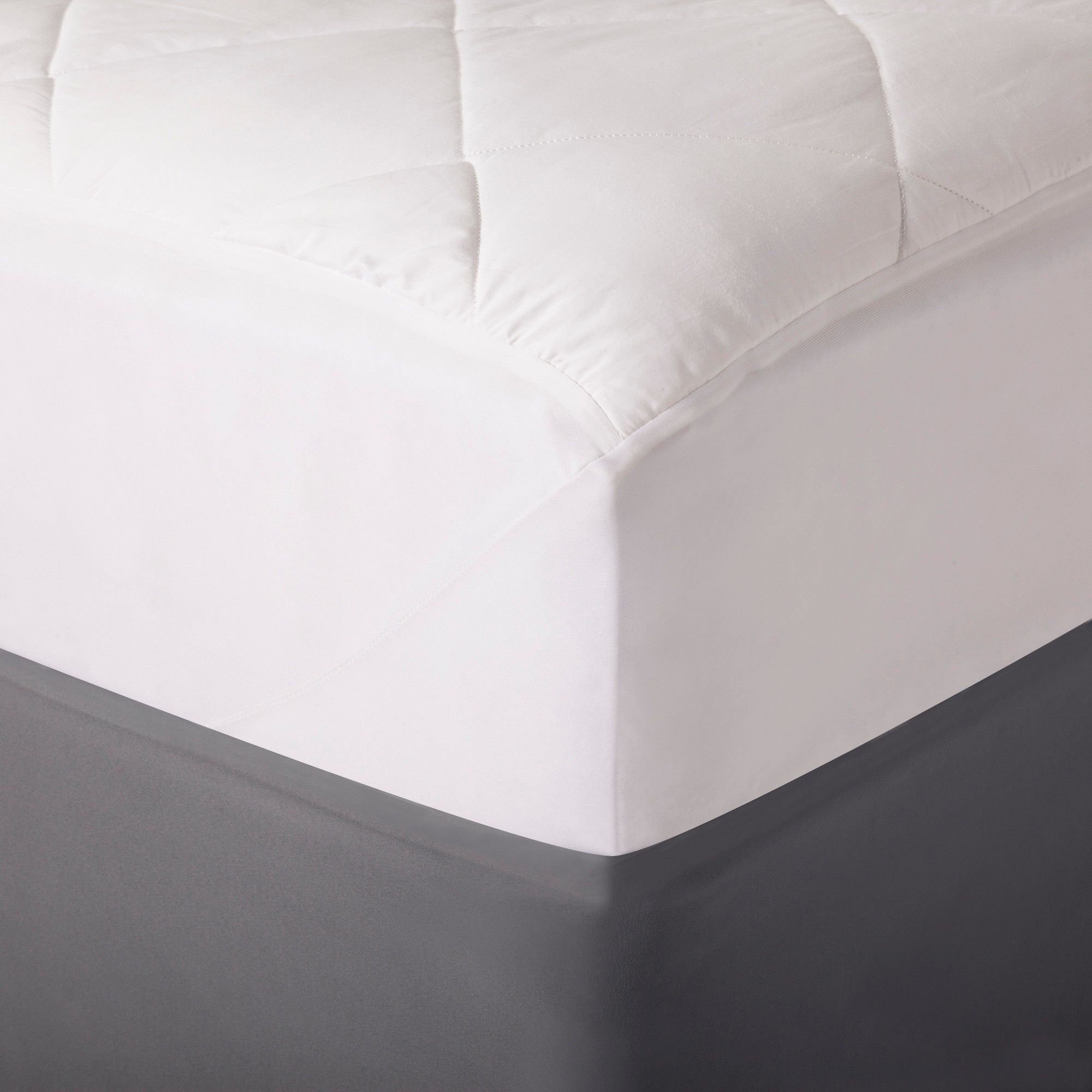 triple protection mattress pad california king white serta