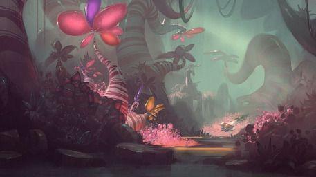 Wreck It Ralph Environment Environment Concept Art