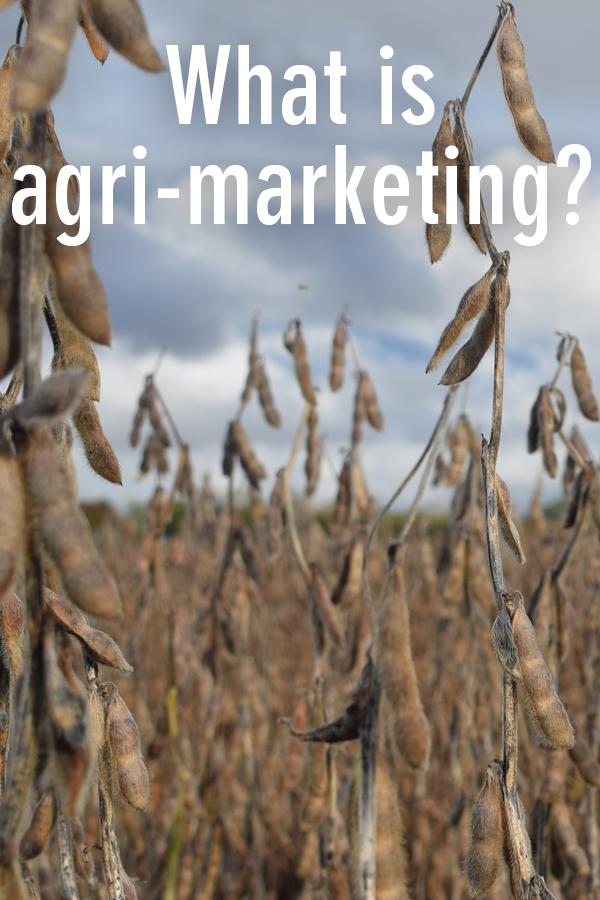 What is agrimarketing? blog farm marketer