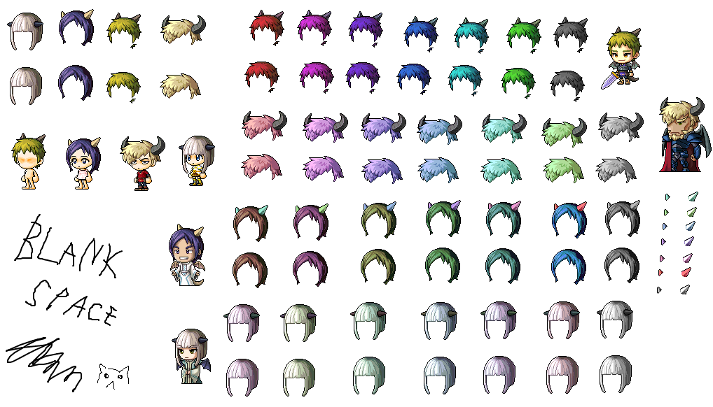 Http 2014newhairstyle Tk Hairstyles Maplestory Hairstyles Maplestory Hair Color Color Hair Styles