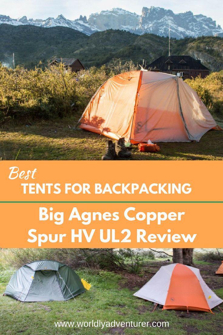 Big Agnes Copper Spur HV UL2 Tent Review & Big Agnes Copper Spur HV UL2 Tent Review | Backpacker Tents and ...