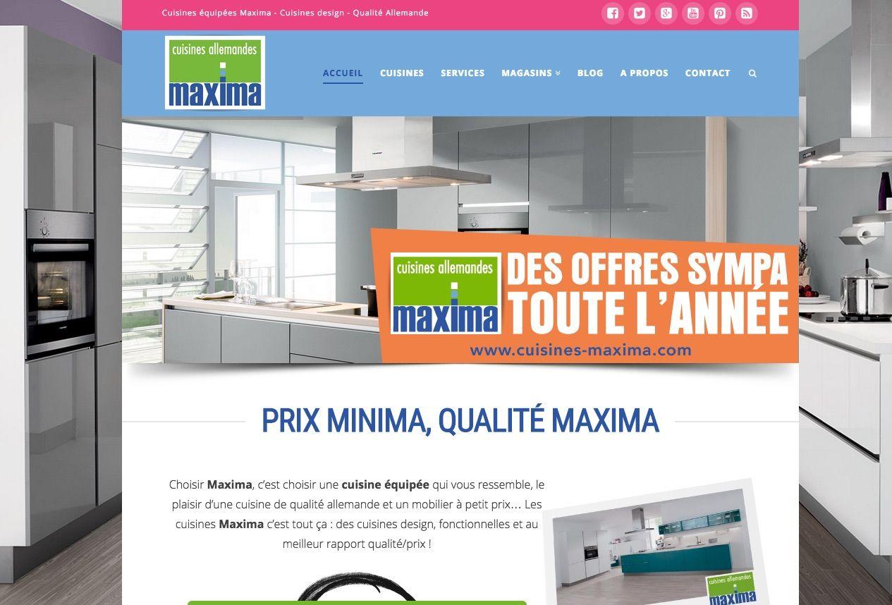Meilleur Rapport Qualité Prix Cuisine Aménagée bienvenue sur le nouveau site des cuisines maxima