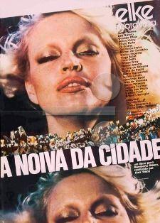 POSTER A Noiva da Cidade A noiva da cidade (1979)