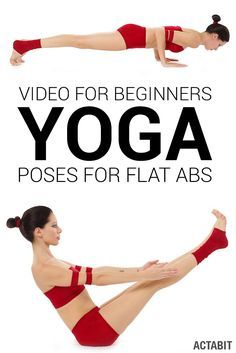 the best yoga poses for flat abs  video workout for