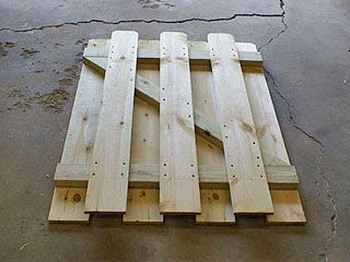 how to connect 45 degree wood fence