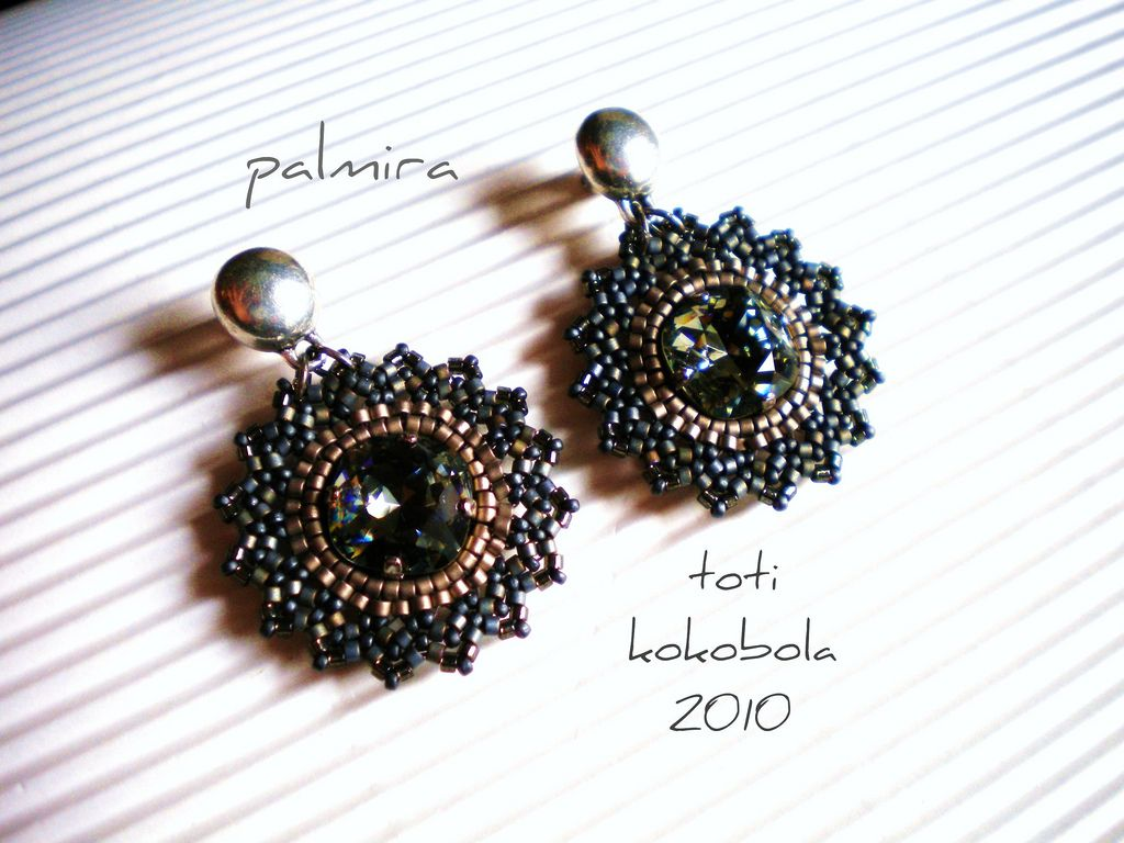 PENDIENTES PALMIRA | Flickr - Photo Sharing!