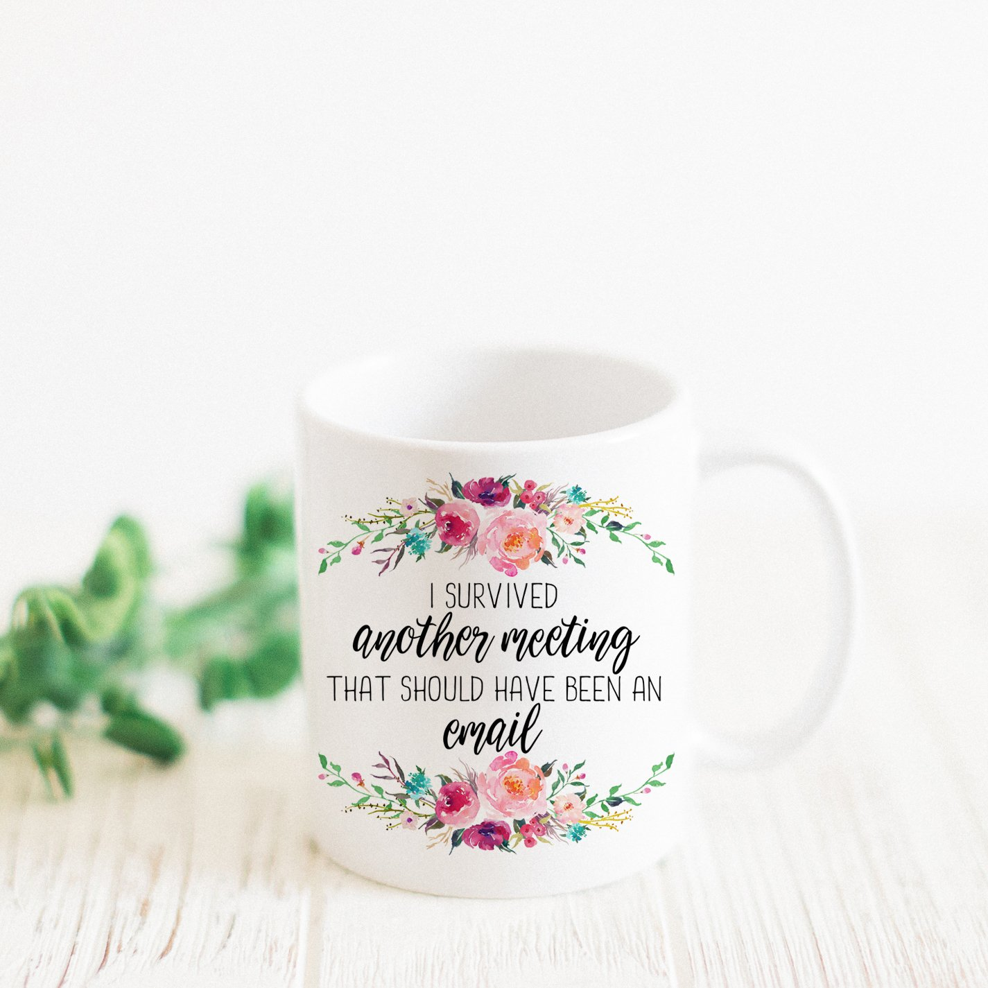 I Survived Another Meeting That Should Ve Been An Email Mug Good