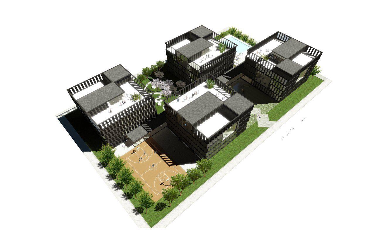 Galería de Residencia de Estudiantes en el Campus de la U.L.E. / MACA + VIRAI Arquitectos - 18