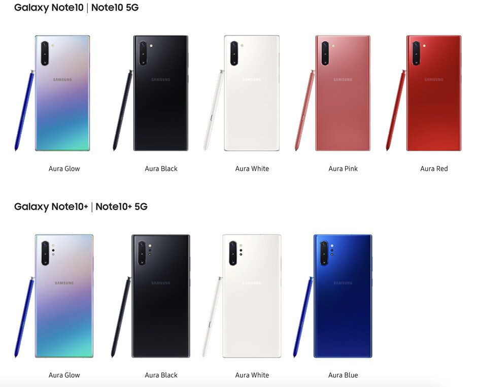 Samsung Galaxy Note 10 Factory Unlocked Phone With 256gb U S Warranty Note10 Acessorios Iphone Acessorios Eletronicos Celulares