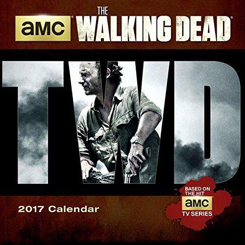 The Walking Dead Amc 2017 Mini Calendar By American Movi Https Www Amazon Com Dp 141624381x Ref Cm Sw R The Walking Dead Mini Calendars Amc Walking Dead
