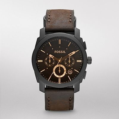 Fossil Watch. Every man needs one.