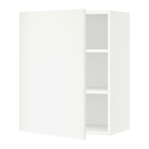 Sektion Armoire Murale Blanc 24x15x30 Häggeby Blanc