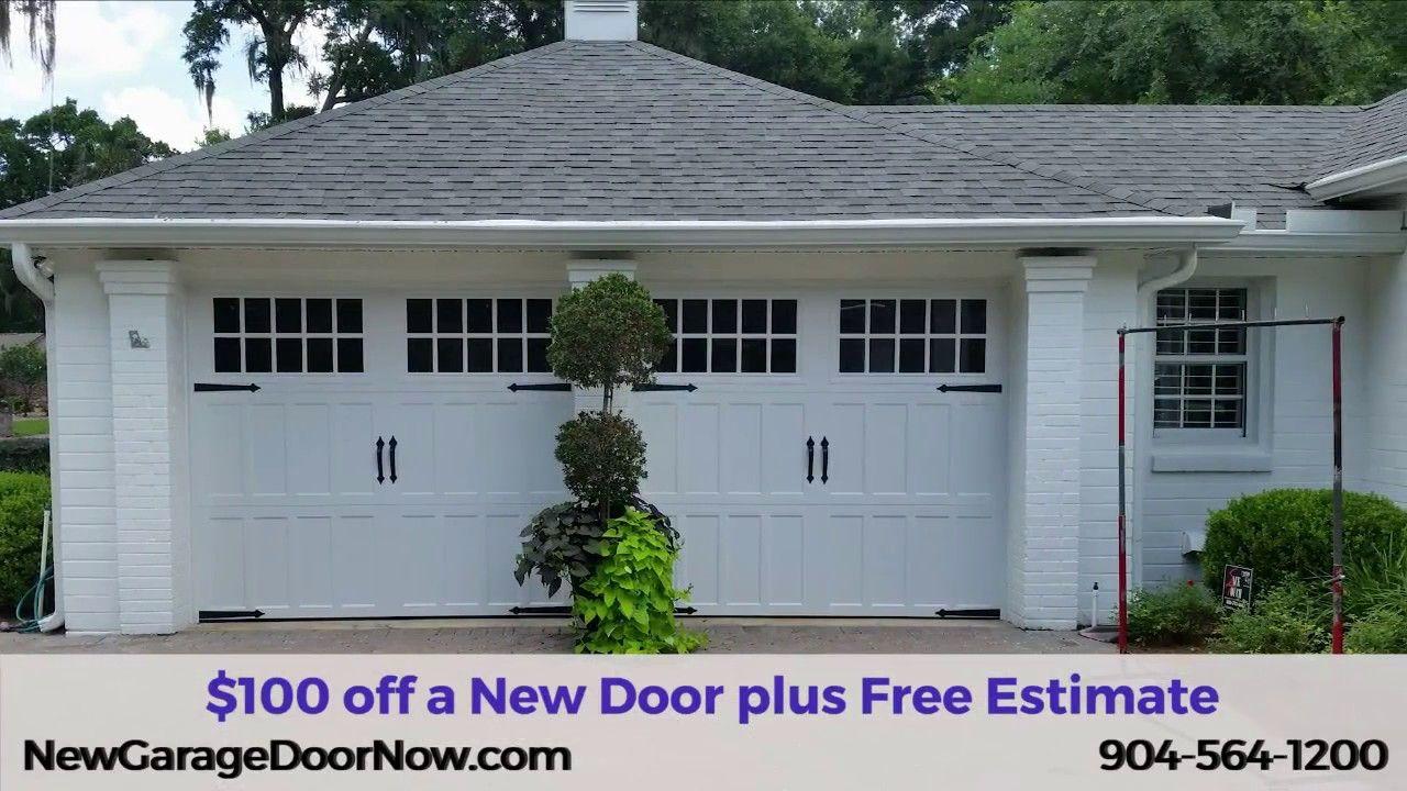 Overhead Door Fleming Island Fl 100 Off Now 904 564 1200 Fleming Is Garage Doors Best Garage Doors Overhead Door