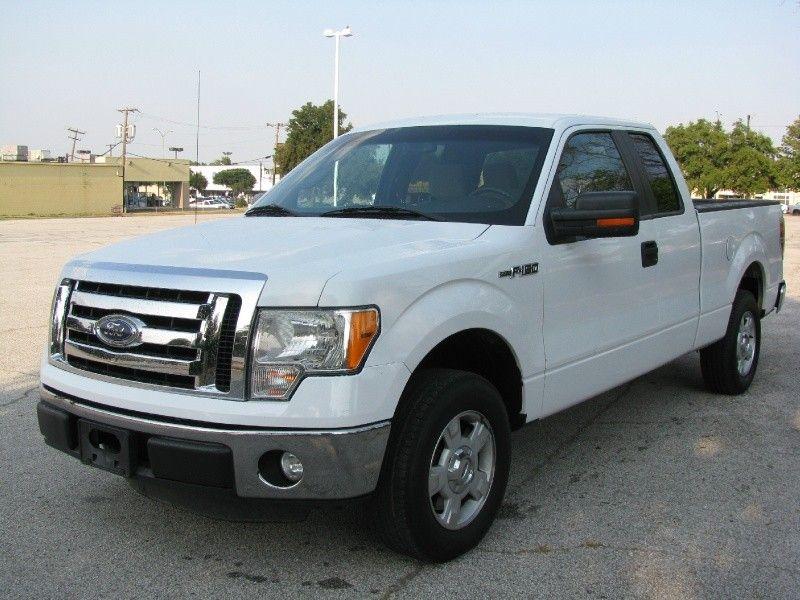 """2011 Ford F150 2WD SuperCab 145"""" XL DALLAS AUTO IMPORT"""