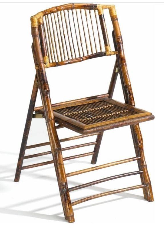 Charming Rattan Folding Banquet Chairs