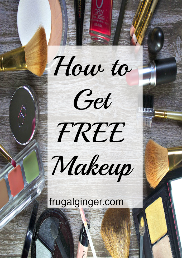 See How You Can Get Full Size Brand Name Makeup For Free I Haven T Paid For Makeup In 3 Years Get Free Makeup Free Makeup Makeup