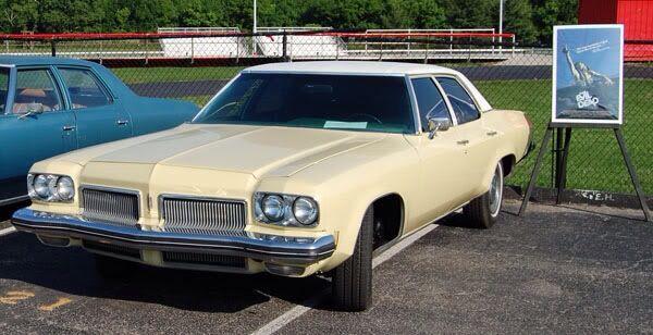 Beige 1973 Oldsmobile Delta 88 Cars Movie Oldsmobile Sweet Ride