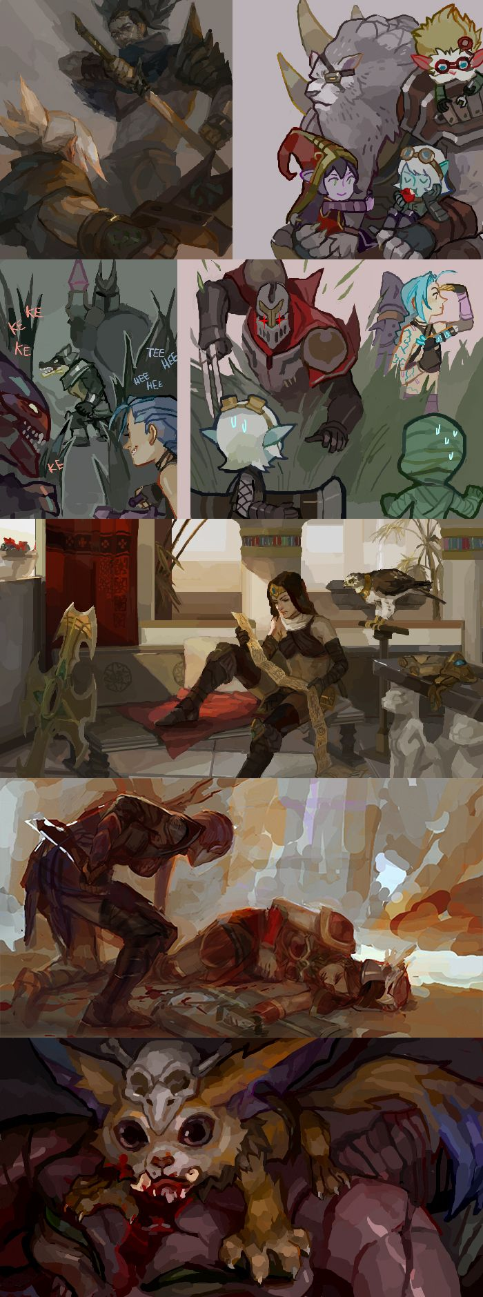 Lol Champs Compilation 7 By Zuqling On Deviantart Lol League Of Legends Lol Champ Lol Champions