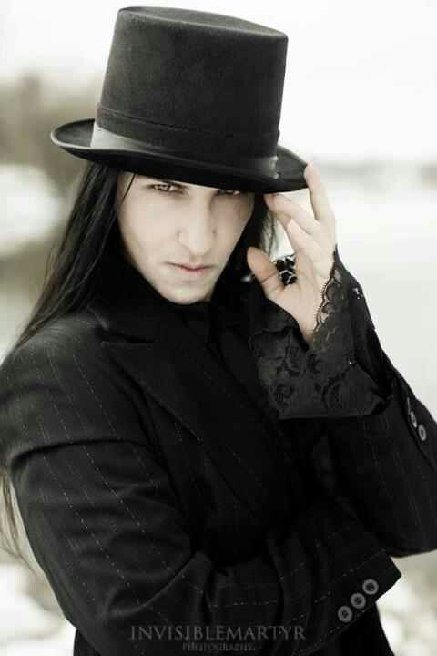 Men With Tophats Look So Much Better