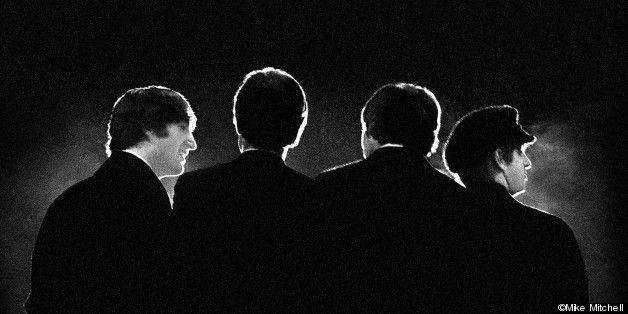 Mike Mitchell Beatles Photos: New Exhibit Gives Rare Glimpse Into The Band's Early Days (PHOTOS)