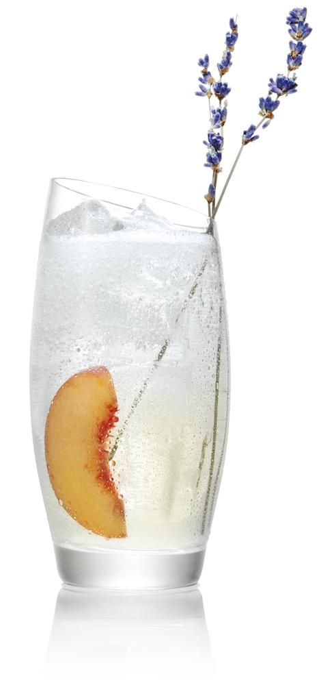 SVEDKA Vodka Cocktail – Drink recipes - SVEDKA PEACH SPRITZER ...