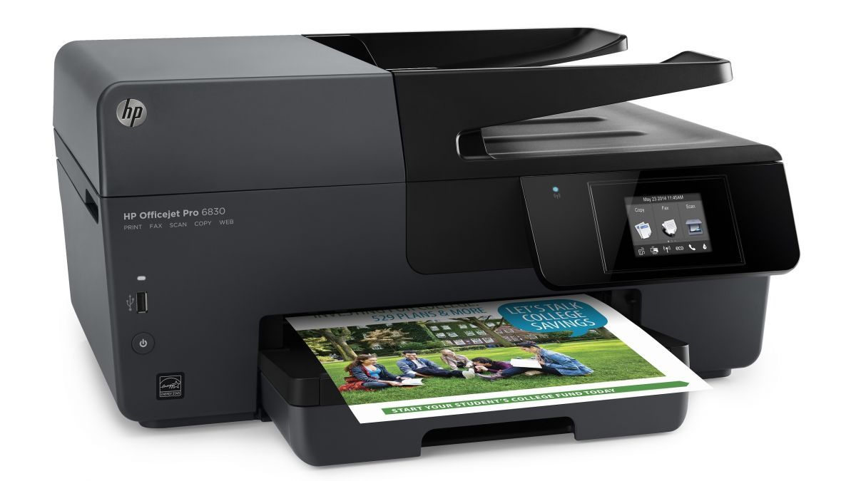 Hp Officejet Pro 6830 E All In One Review En 2020 Impresora