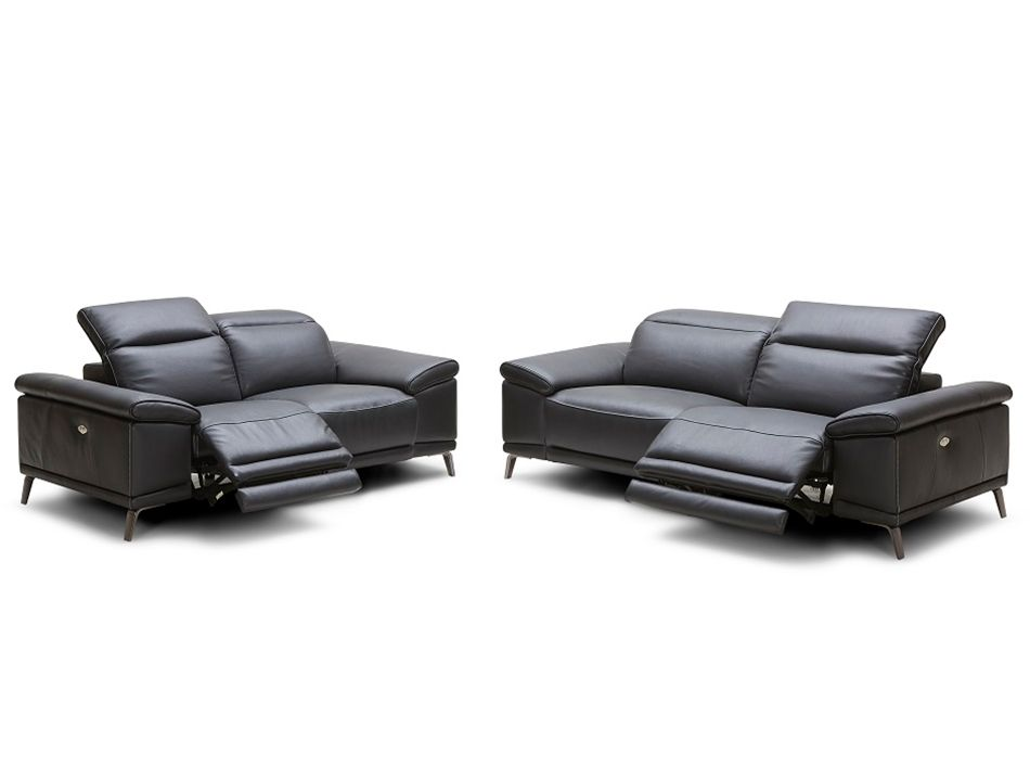 Get A Contemporary Look With Modern Leather Sofa Recliner Darbylanefurniture Com In 2020 Leather Sofa And Loveseat Leather Sofa Set Italian Leather Sofa