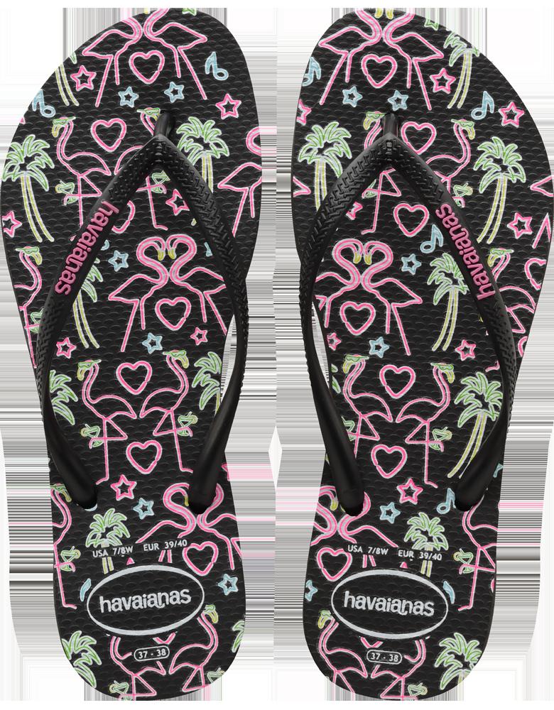 34327426da1c Slim Flamingo- Women s Flip Flops- Havaianas