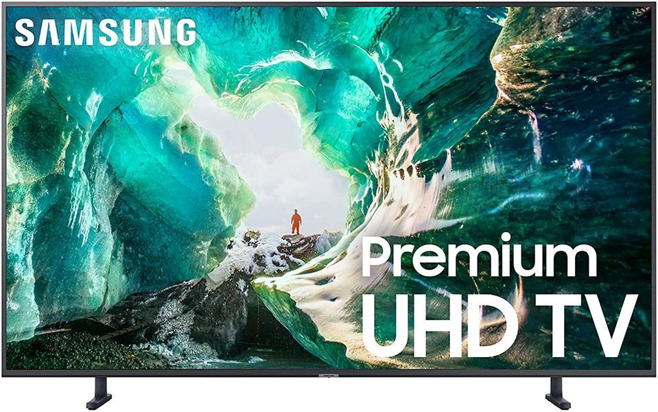 Samsung Flat 49 Inch 4k 8 Series Uhd Smart Tv With Hdr And Alexa Compatibility 2019 Model In 2020 Uhd Tv Samsung Smart Tv